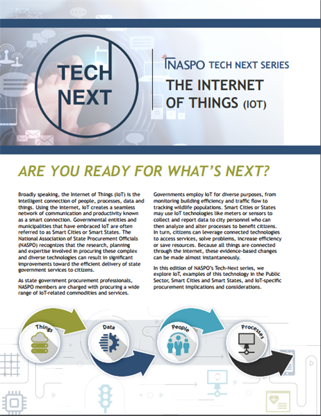 Tech Next: Internet of Things