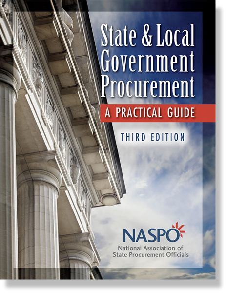 """NASPO publishes third edition of """"State and Local Government Procurement: A Practical Guide"""""""