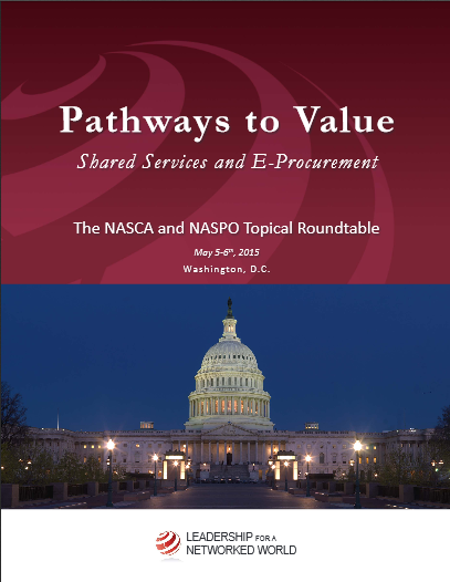 Pathways to Value: Shared Services and E-Procurement
